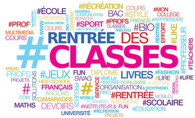 Informations rentr e 2017 2018 institut cadenelle - Decoration des classes pour la rentree scolaire ...