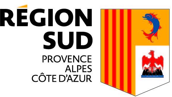 Région Sud Logo DE AES