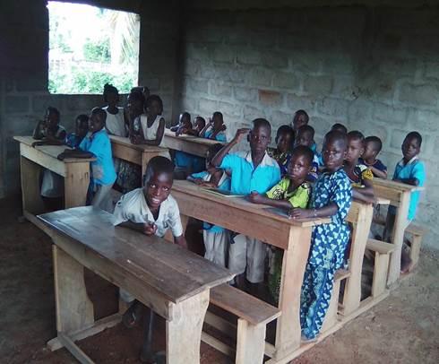 Bénin école