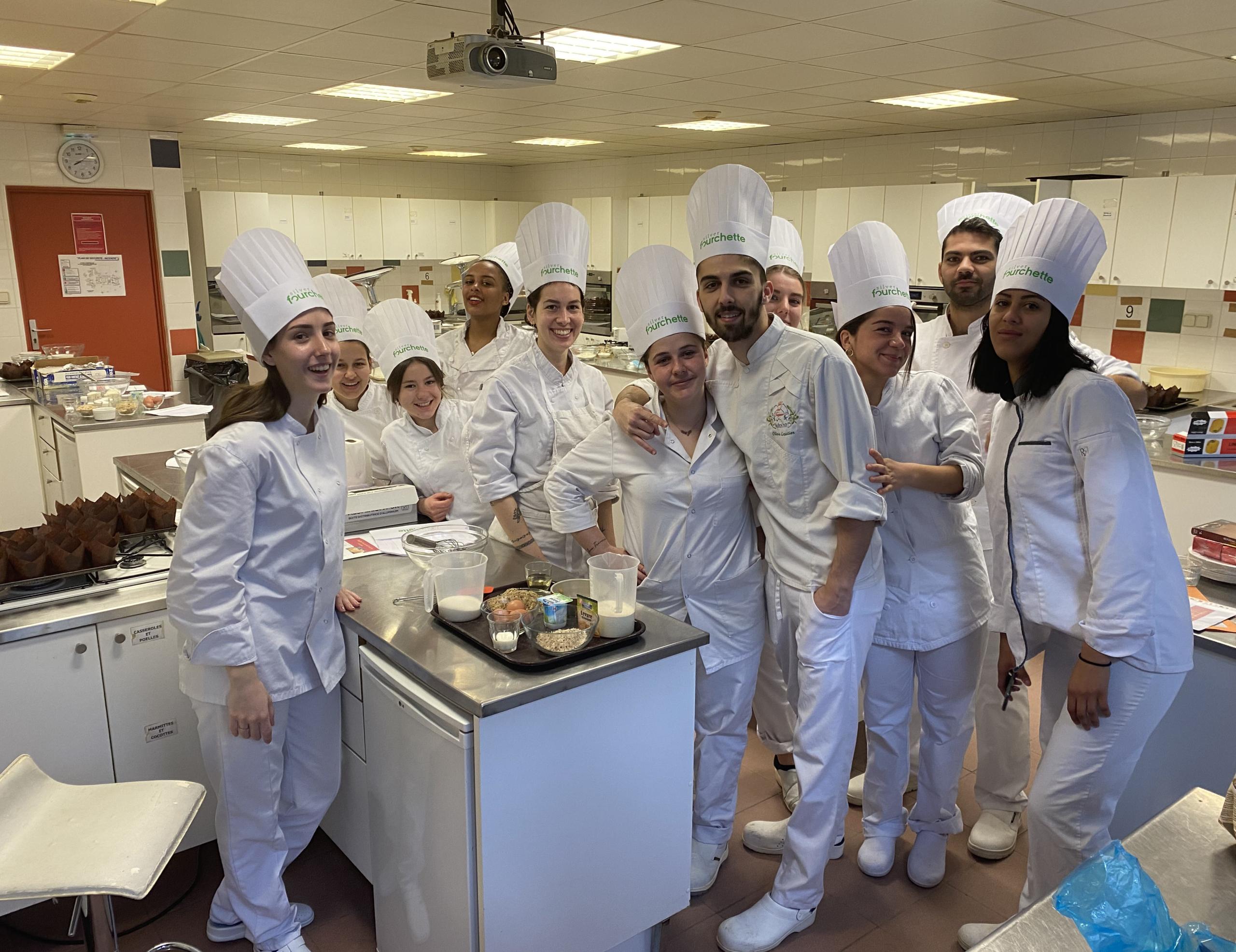 Atelier De Cuisine Intergenerationnel Cuisiner Et Se Faire