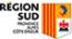 Région Sud Logo DE TISF
