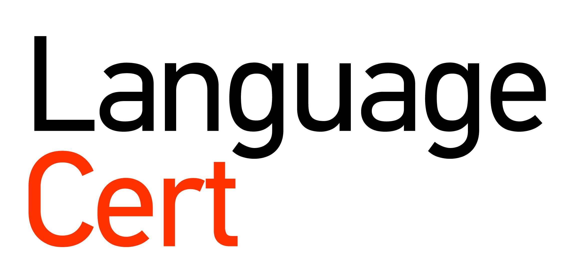 language Cert Certification